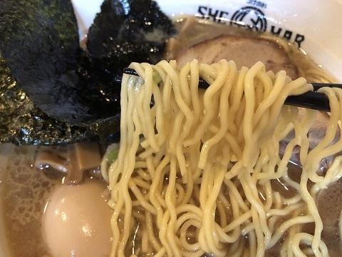 特製中華麺