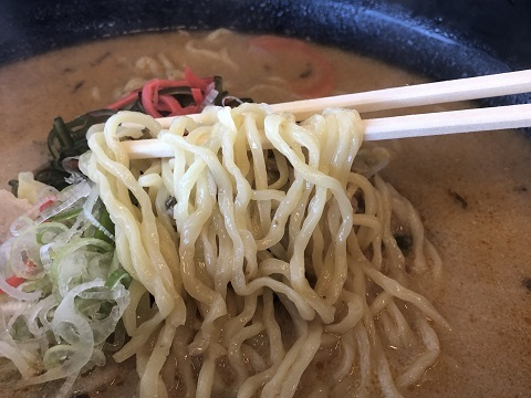 トンタン麺アップ
