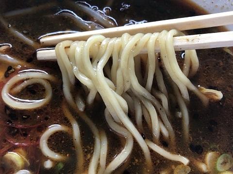 黒担々麺アップ2