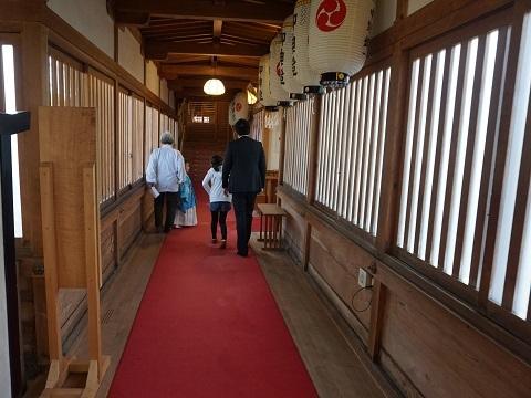 6日吉神社内