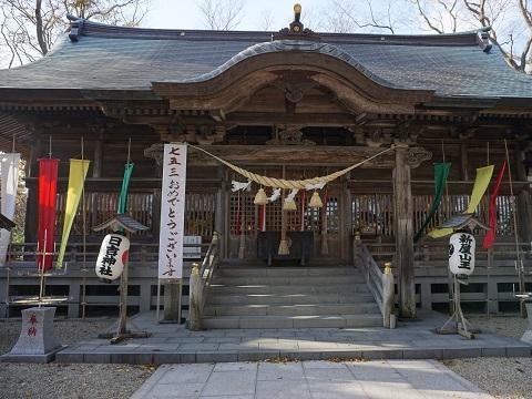 13日吉神社