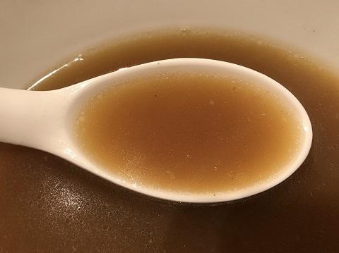味玉醤油スープ