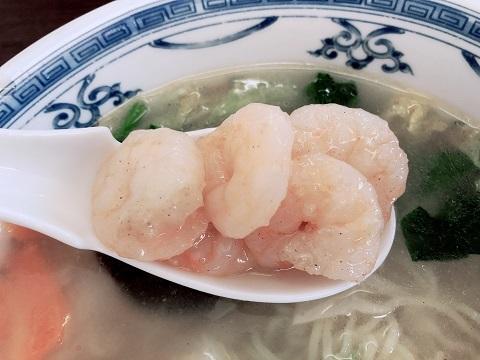 蝦仁湯麺7