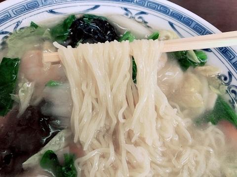 蝦仁湯麺6