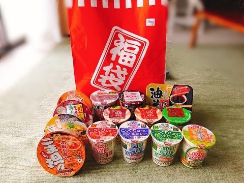 カップ麺福袋