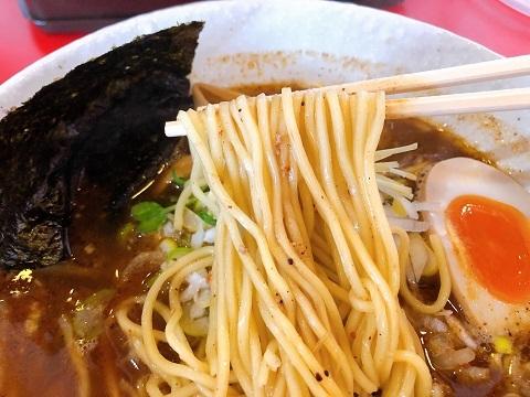 辛魚らーめん麺