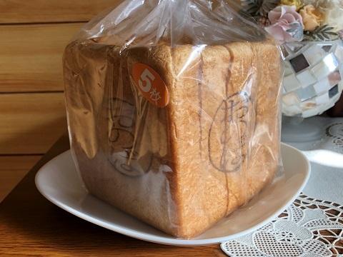 クレアシオン食パン