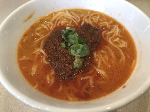 胡麻担々麺3