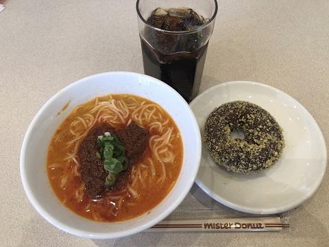 胡麻担々麺1