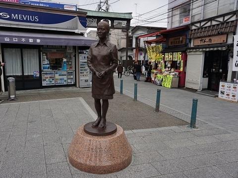 3さくら銅像