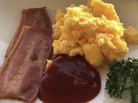 グランヒル朝食2