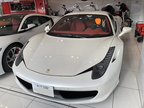 1フェラーリ