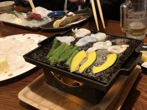 じんきゅう料理2