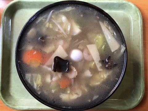 特製タンメン塩