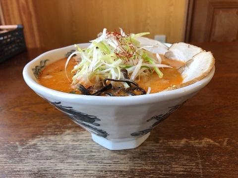 白神ねぎ担々麺シャーシュー3