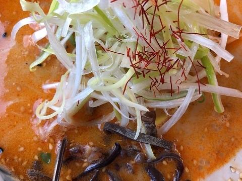白神ねぎ担々麺シャーシュー5