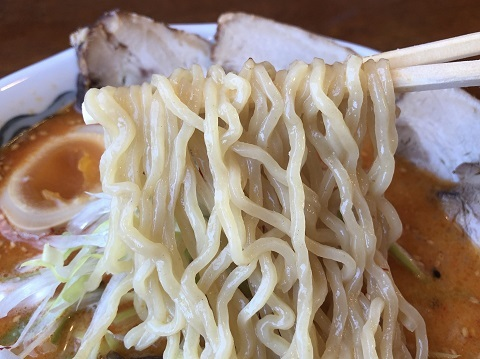 白神ねぎ担々麺シャーシュー8
