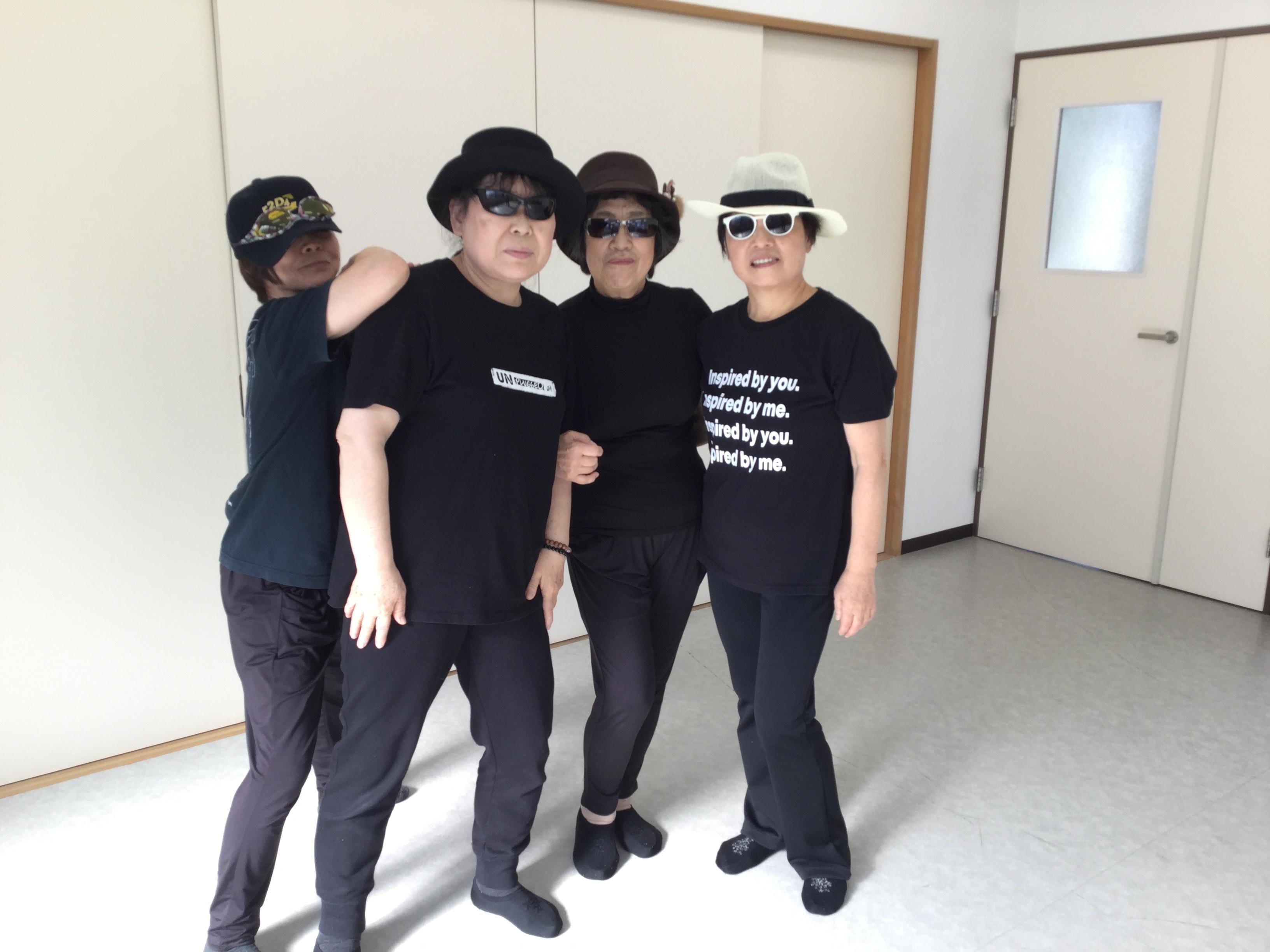 2019年体操教室2時間目