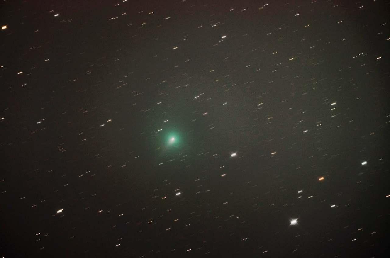 アトラス彗星 C/2019 Y4 本気処理 2020年3月