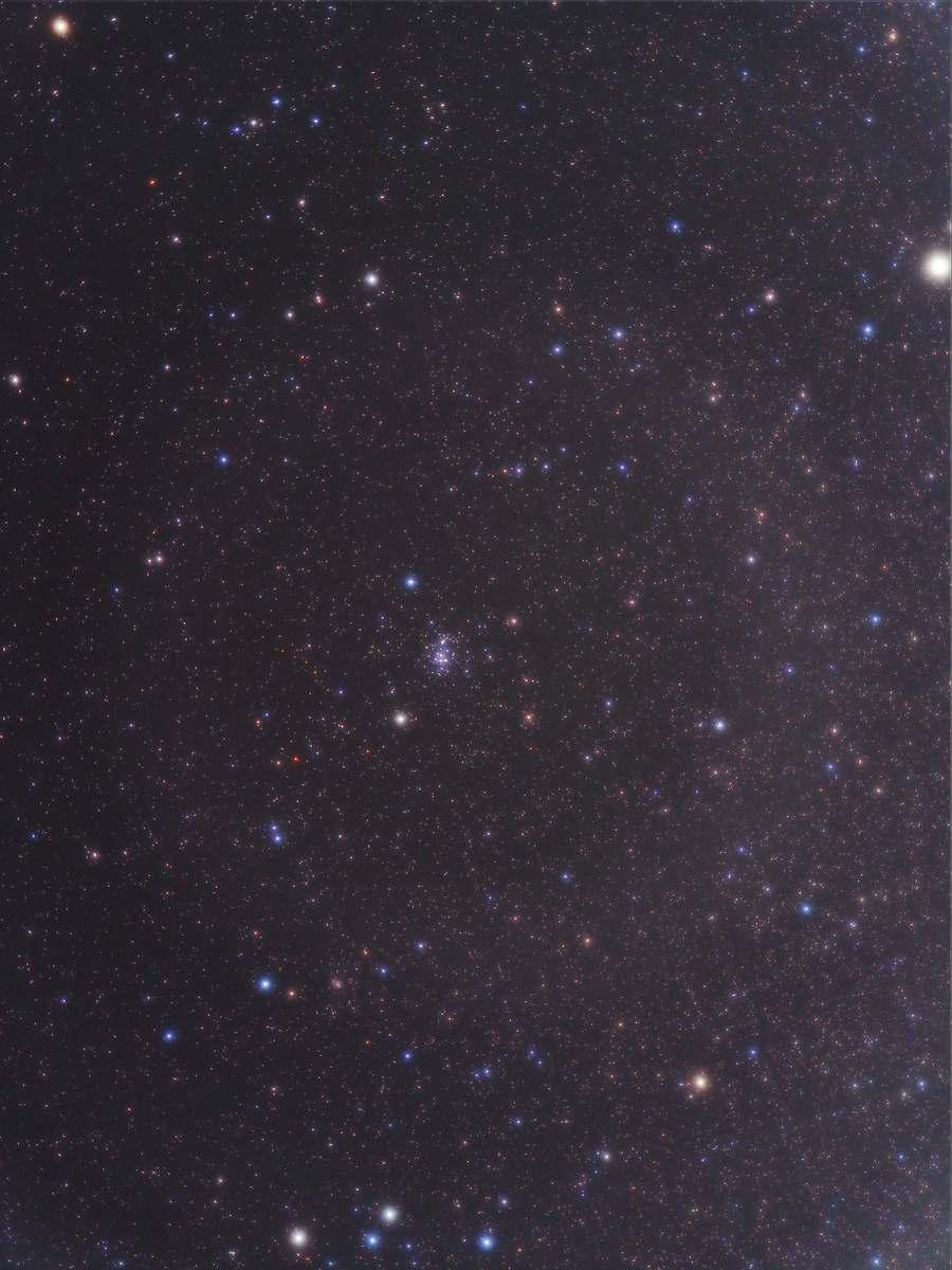 かに座 星野撮影 2020年 3月