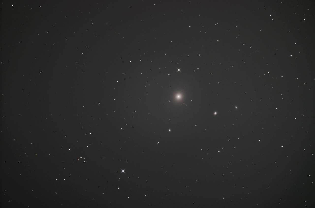 M87 親玉銀河 2020年 3月