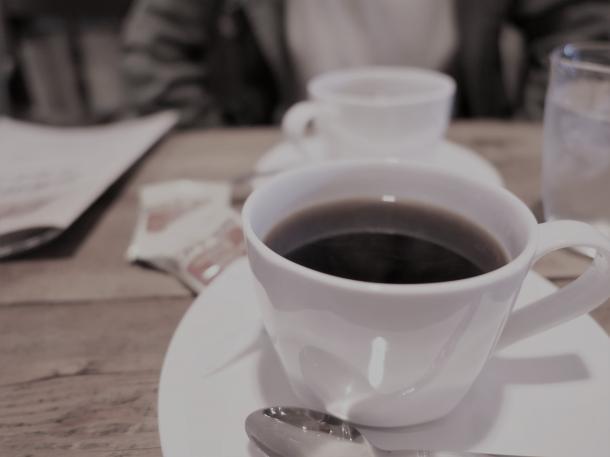 過去コーヒー