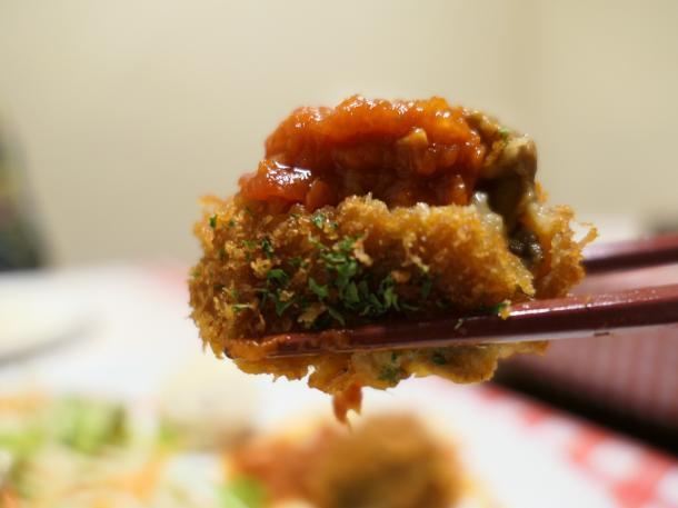 蟹クリームコロッケ