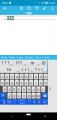 「アルテ日本語入力 先行版」(QWERTY大文字キーボード)2