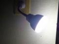 フレキシブルアーム付きLEDセンサーライト導入(2)
