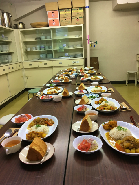 20191016長町研修館料理教室1