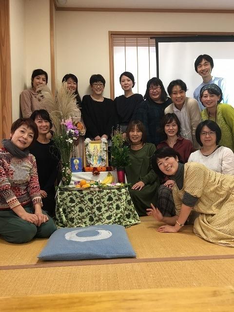 20191026ダンヴァンタリお祝い8