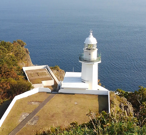 地球岬灯台2