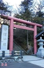 湯沢神社1