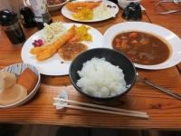超豪華夕食!