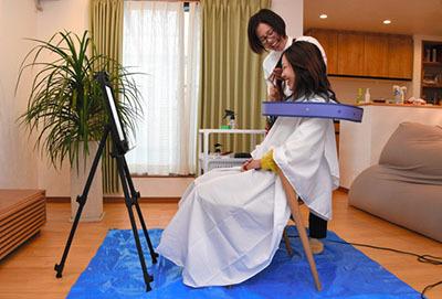 女性専門の訪問美容室「バンビ」_画像1