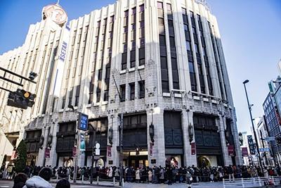 伊勢丹新宿店本館外観
