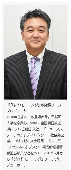 桐永洋プロデューサー