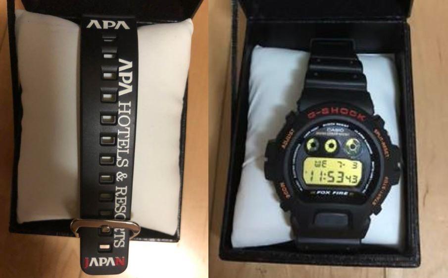 APA G-SHOCK 腕時計