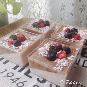 ムース(チョコストロベリー)01