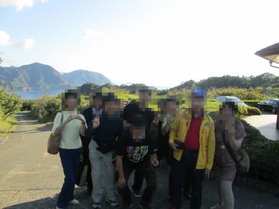 ブログ2019旅行恋人岬集合済