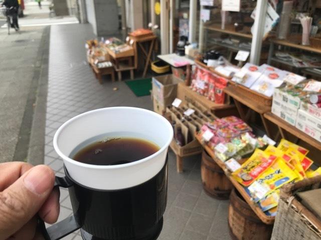 ホットコーヒー無料サービス2019冬 (4)
