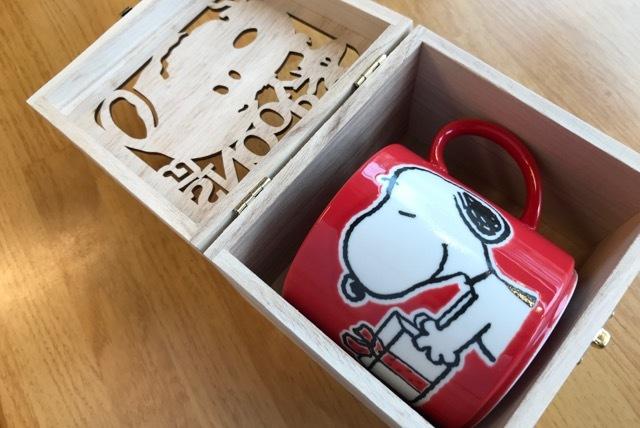 スヌーピーマグカップ (6)