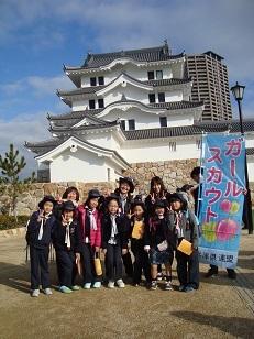 20191208 尼崎城