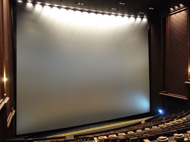 gdcs Iシアター12 IMAX 1