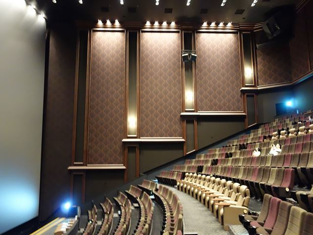 gdcs Iシアター12 IMAX 3