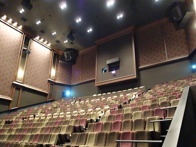 gdcs Iシアター12 IMAX 4