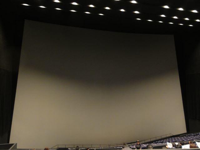 ギャラクシーシアター IMAX 1