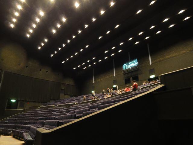 ギャラクシーシアター IMAX 4