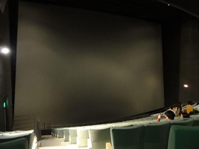 サントリーミュージアム IMAX 1