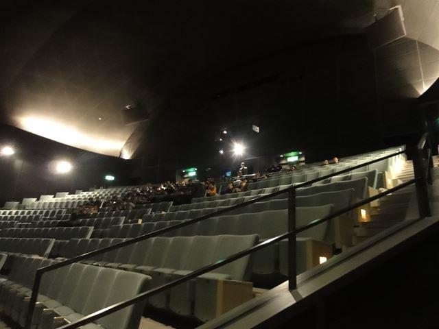 サントリーミュージアム IMAX 5